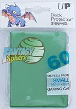 Yu-Gi-Oh! 60 Protèges Cartes / Pochettes / Sleeves SMALL Ultra PRO Vert / Green