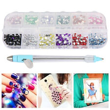 Magic Diamond Painting Point Drill Pen Manual Stitch Cross Embroidery Tool -Diy