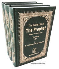 The Noble Life of the Prophet (peace be upon him) (3 Book Set)