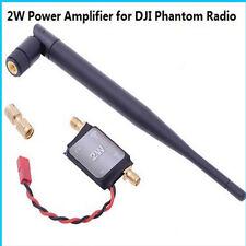 2.4Ghz 2W Power Range Signal Booster Power Amplifier Module for DJI Transmitter