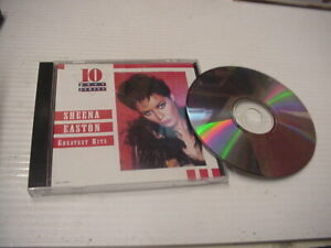 CD - Sheena Easton ~ Greatest Hits ~10 Best Series, CD -1995 CEMA Special Market