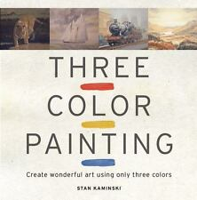 Three Color Painting (Paperback or Softback)