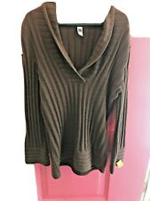 XL GAP WOMENS SWEATER DRESS Brown
