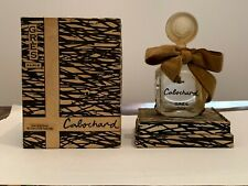 Vintage Gres Paris Cabochard Perfume Bottle With Box 1 Ounce