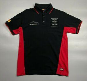 Dickies Aston Martin racing men's polo