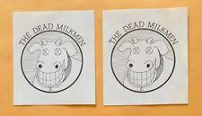 The Dead Milkmen - 2 Stickers Bundle