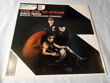 """The Age Of Steam Disco Mafia Mason / Audiojack EX 12"""" Vinyl Record 12C2X 045"""