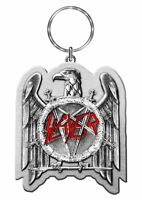 """SLAYER - """"EAGLE"""" - OFFICIAL KEY RING - U.K. BASED SELLER"""