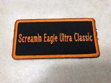 HARLEY DAVIDSON Screamin Eagle Ultra Classic Patch