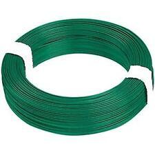 Cavatorta 1 kg di filo ferro per tensione in acciaio zincato plastificato 2,7 mm