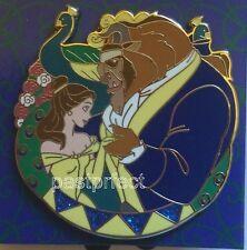 Disney Pin BELLE & BEAST FESTIVAL OF FANTASY PARADE Mystery Beauty the Beast LR