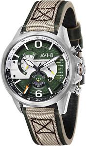 AVI-8 Men's Hawker Harrier II 43mm Quartz Watch AV-4056-02
