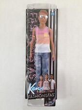 Barbie Ken Fashionistas Hyped On Stripes Doll - New