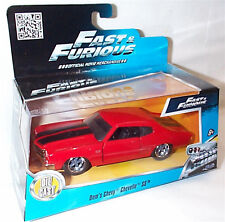 Fast & Furious Doms Chevy Chevelle SS 1-32 Diecast model Scale New Jada 97380
