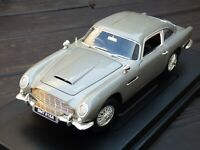 Aston Martin DB5 James Bond  007 Joyride ERTL 1:18 1965 Detailed Toy Model Car