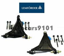 Volvo 850 S70 Lemforder Front Lower Left & Right Control Arms 8628499 8628500