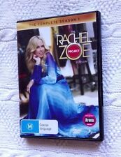 THE RACHEL ZOE PROJECT – SEASON 1 (DVD, 2-DISC SET) R-2, 4, LIKE NEW, FREE POST
