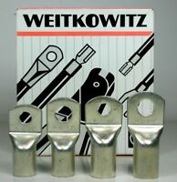 WEITKOWITZ - 5x Rohrkabelschuhe Rohrkabelschuh - 25 - 150 mm²