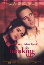 BREAKING UP MOVIE POSTER 2 Sided ORIGINAL ROLLED 27x40