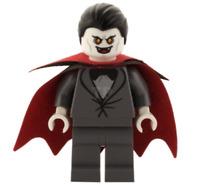 Lego Vampire - Bob Oakley 75904 Mystery Mansion Scooby Doo Minifigure