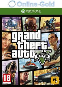 GTA 5 Grand Theft Auto V - Xbox One Digitale Codice [IT/Global] [Avventura]