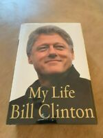My Life - By President Bill Clinton - Signed & Numbered 1st Edition - Hardcover