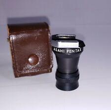 Asahi Pentax Magnifier View Finder w/ Case  Japan
