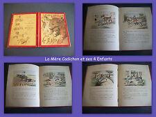 G. Gaulard - La Mère Cadichon et ses Quatre Enfants [4] Conte illustré A VOIR !
