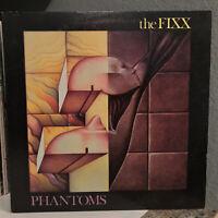 """THE FIXX - Phantoms (MCA R153353) - 12"""" Vinyl Record LP - EX"""