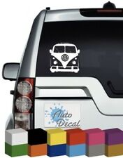 Volkswagen Camper Van, VW, Vinyl Car, Van, Mirror, Fridge Window, Bumper Sticker
