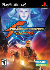 King of Fighters 2006 PS2 New Playstation 2