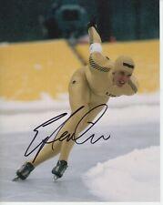 Eric Heiden #4  8x10 Signed 8x10 Photo w/ COA Olympic Skating -