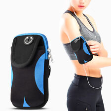 Sports ArmBand Case For iPhone 7/8 Plus Jogging Wrist Running Pouch Key Holder