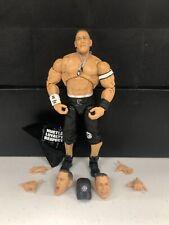 WWE Mattel John Cena Ultimate Edition Elite Series #10 figure loose