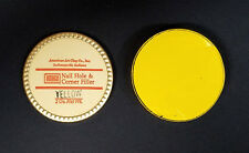 AMACO Wood Picture Frame Nail Hole and Corner Filler 2 OZ. Yellow