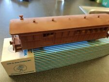 More details for walthers sierra combine 1865? 23mm gauge caboose