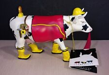 """NWT Cow Parade """"Udder Cowstruction"""" #7248 - 2002 (Retired)"""