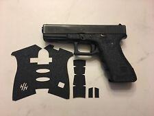 Textured Rubber Grip Tape Enhancements Gun Parts Wrap for Glock 22 Gen 4