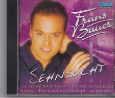 Frans Bauer-Sehnsucht cd album