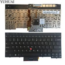 NEW FOR Lenovo ThinkPad T530 T530i W530 L430 L530 Keyboard US 04X1240 0C01923