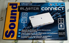 Creative Sound Blaster Connect High Quality USB Audio Interface