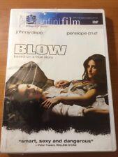 Blow (DVD) Johnny Depp, Penelope Cruz...I