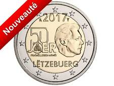 2 euro Luxembourg 2017 !!