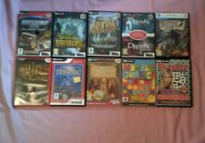 10 HIDDEN OBJECT PC GAME BUNDLE inc MYSTERY P.I_MYSTERY CASE FILES_EXPEDITION