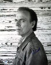 JOHN HIATT SIGNED AUTOGRAPHED 11x14 PHOTO GUITARIST SINGER SONGWRITER PSA/DNA