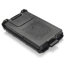 Black 6Pcs AAA Pack Battery Case for Baofeng UV-5R Series UV-5RA/B/C/D/E TH-F8