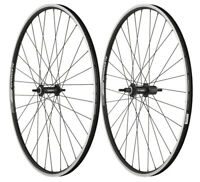 Alex Rims 700c Gravel Cyclocross Wheels 32h Shimano Bolt On Hubs 32h 135mm Rear