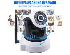 Wireless HD 720P 1MP Überwachungskamera WLAN Funk IP Kamera Nachtsicht