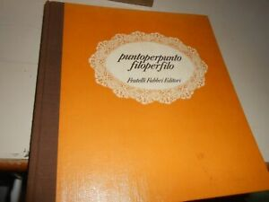 LIBRO: PUNTOPERPUNTO FILOPERFILO - FRATELLI FABBRI EDITORI