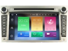 Car GPS Navigation DVD Radio Stereo Android 8.0 For Subaru Outback/Legacy 09-14